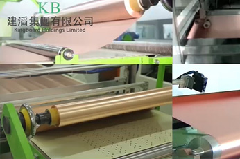 High Performance Kraft Paper for Copper-clad Laminate